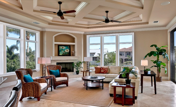 Florida Interior Design and Home Decor