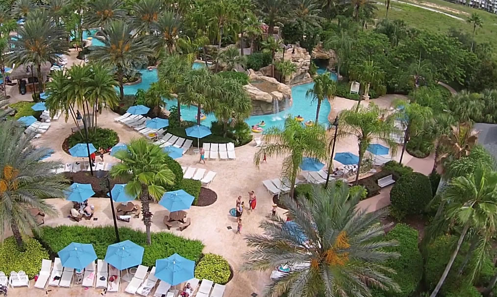 Short term rentals in Florida by the theme parks