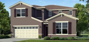 St Lucia model - New homes at Solterra Resort for sale