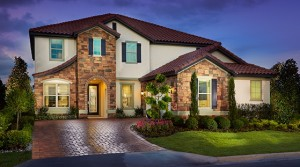 Windermere Trails Orlando by Beazer and Meritage Homes