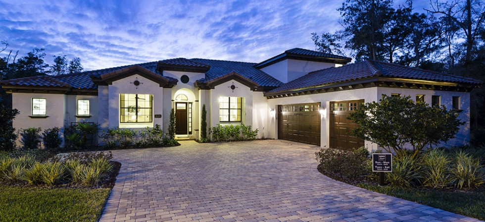 Acuera in Lake Mary by Surrey homes