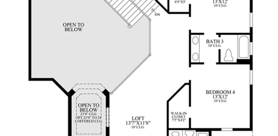 Casabella at Windermere – Dalenna model by Toll Brothers